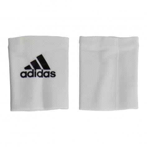 adidas Schienbeinschonerhalter Guard Stays White/Black Größe: One size