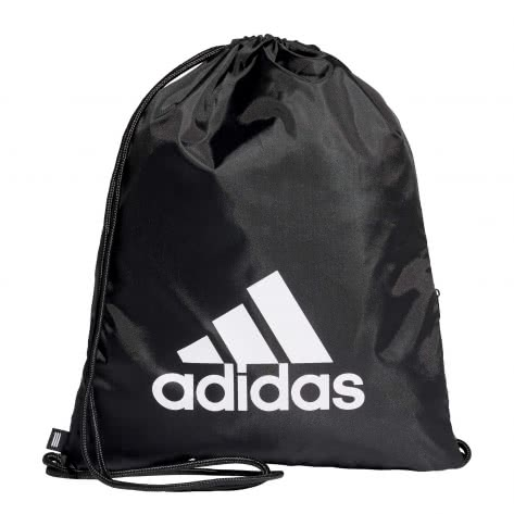 adidas Sportbeutel TIRO GYMBAG DQ1068 One size black/white | One size