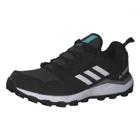 adidas TERREX Damen Trailrunningschuhe Agravic TR GTX W FX6979 42 Core Black/Crystal White/Acid Mint   42