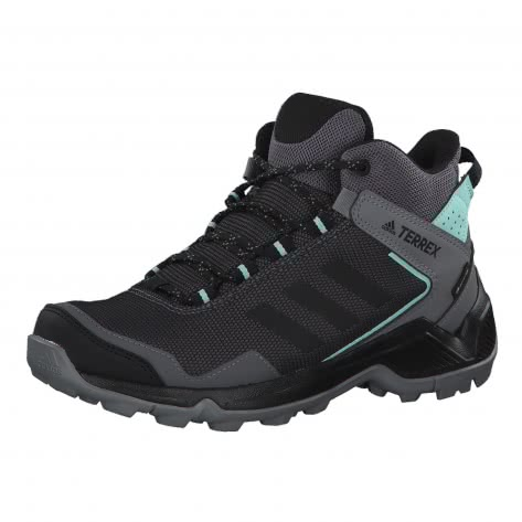 adidas TERREX Damen Wanderschuhe Terrex Eastrail Mid GTX F36762 42 2/3 Grey Four/Core Black/Clear Mint | 42 2/3
