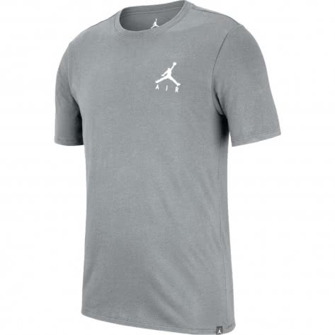 Jordan Herren T-Shirt Jumpman Air Embroidered AH5296