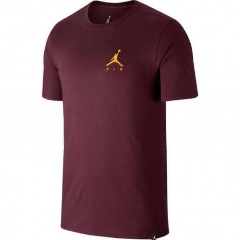 Jordan Herren T-Shirt Jumpman Air Embroidered AH5296