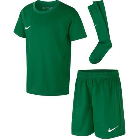 Nike Kinder Trainingsset Dry Park Kit AH5487-302 96-104 Pine Green/White | 96-104