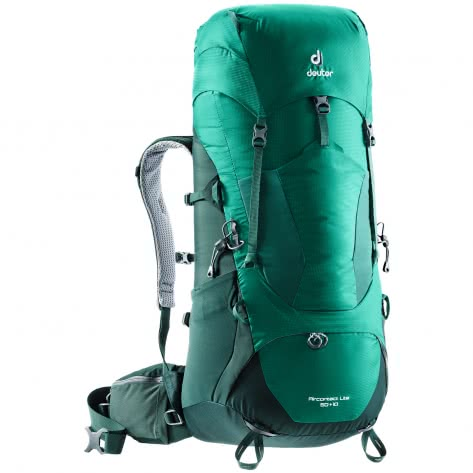 Deuter Trekkingrucksack Aircontact Lite 50 + 10 3340318-2231 alpinegreen-forest | One size
