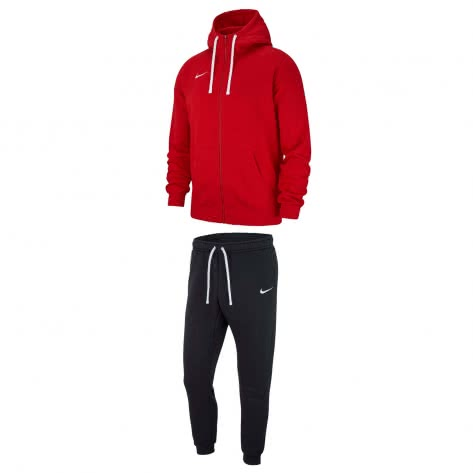 Nike Herren Trainingsanzug Club 19 Sweat Suit AJ1313+AJ1468