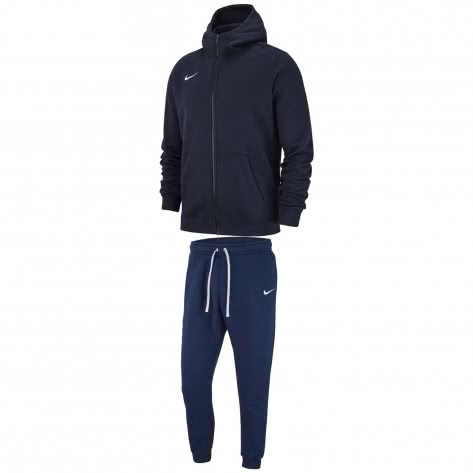 Nike Kinder Trainingsanzug Club 19 Sweat Suit AJ1458+AJ1549