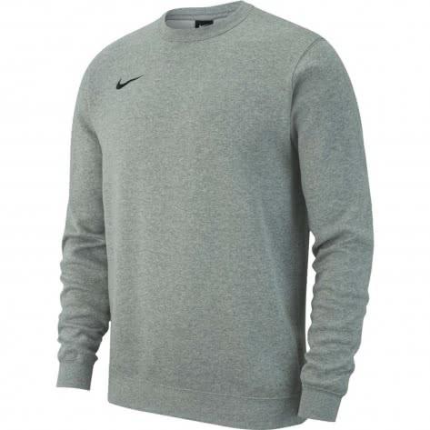 Nike Kinder Pullover Club 19 Fleece Crew Top AJ1545