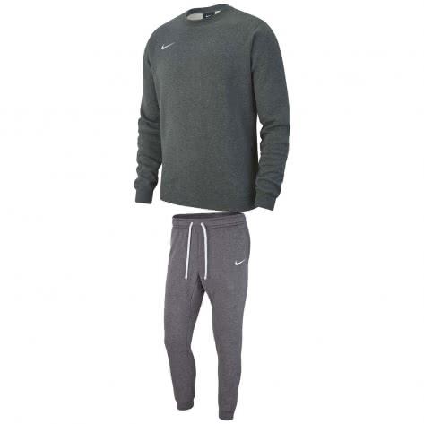 Nike Herren Sweatanzug Club 19 Sweat Suit AJ1466+AJ1468