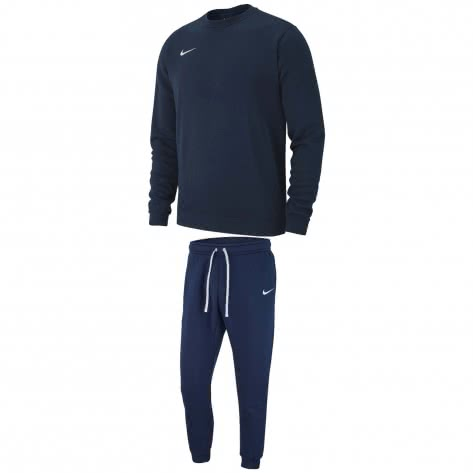 Nike Herren Sweatanzug Club 19 Sweat Suit AJ1466+AJ1468
