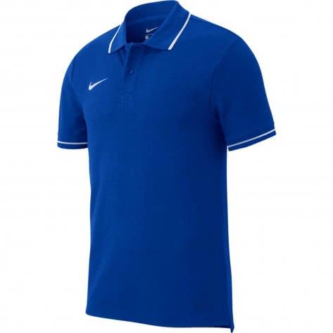 Nike Kinder Poloshirt Club 19 Polo SS AJ1546
