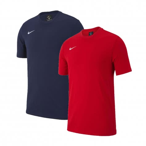 Nike Herren T-Shirt Club 19 Tee 2Pack AJ1504