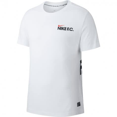 Nike Herren T-Shirt Nike F.C. Dry Tee Back Sponsor AJ7660