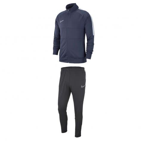 Nike Herren Trainingsanzug Academy 19 Track Suit K AJ9180+AJ9181
