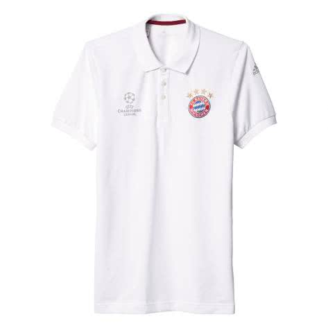 adidas Herren FC Bayern München UCL Poloshirt 2...