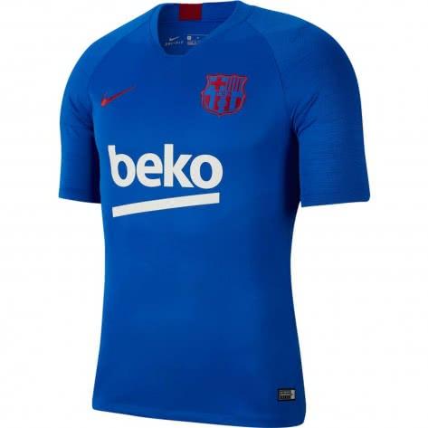 Nike Herren FC Barcelona Trainingsshirt Breathe Strike Top SS AO5139