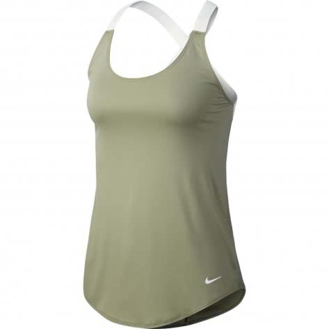 Nike Damen Tanktop Dry Tank Elastika AO9791