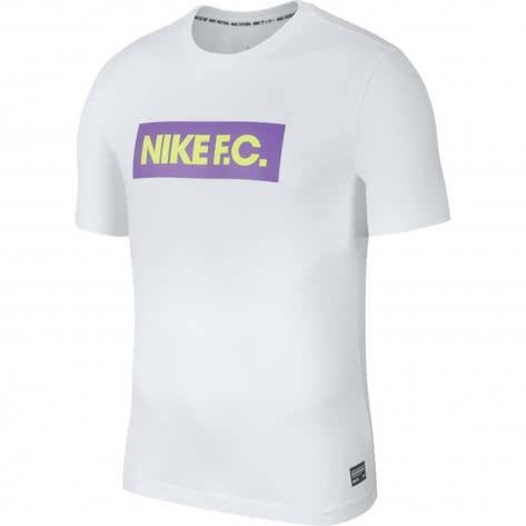 amazon official shop new photos Nike Herren T-Shirt Nike F.C. Dri-FIT AQ8007   cortexpower.de