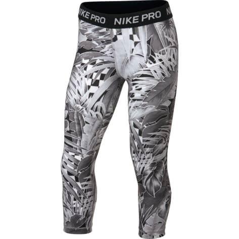Nike Mädchen Tight Pro Printed Capris AQ9157