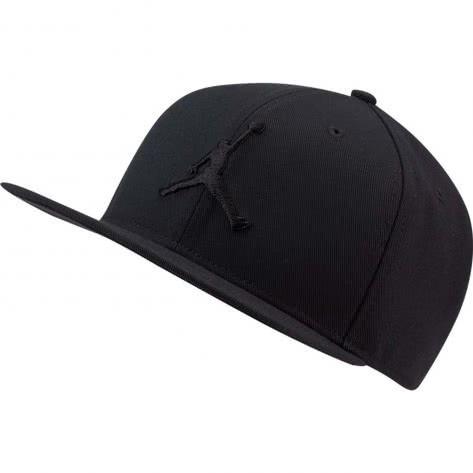 Jordan Kappe Pro Jumpman Snapback AR2118-011 Black/Black/Black/Black | One size
