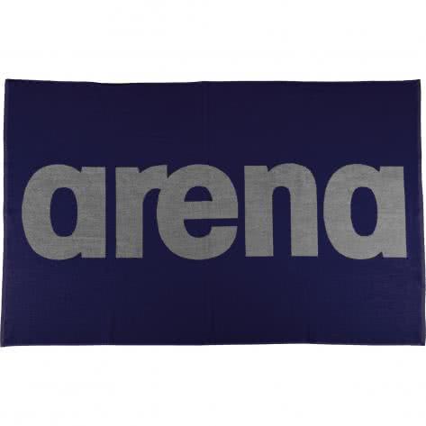 Arena Handtuch groß Handy 2A490 Navy, Grey Größe: One size
