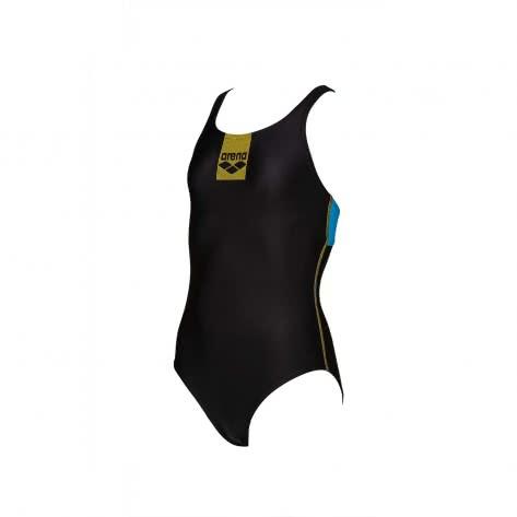 Arena Mädchen Badeanzug  basics jr swim pro back 002352