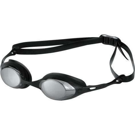 Arena Schwimmbrille Cobra Mirror 92354-55 SMOKE,SILVER,BLACK | One size