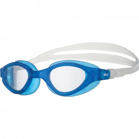 Arena Schwimmbrille Cruiser Evo 002509-171 One size clear-blue-clear | One size