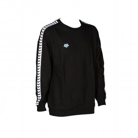 Arena Unisex Oversize Sweatshirt Team 002304-501 XL BLACK-WHITE-BLACK | XL