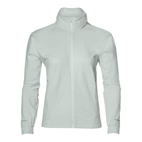 Asics Damen Laufjacke Accelerate Jacket 154552-0488 XL Sprout Green | XL