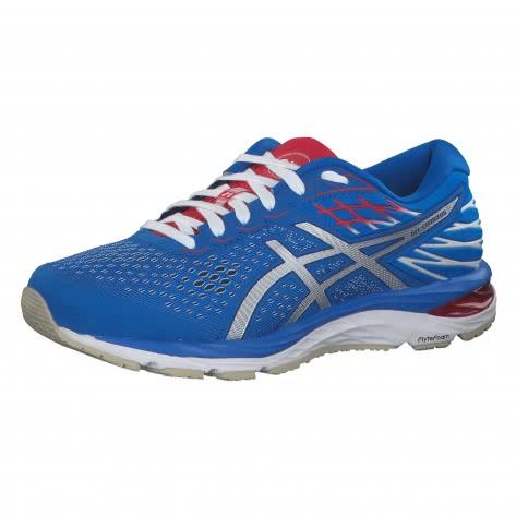 Asics Herren Laufschuhe GEL-CUMULUS 21 1011A787-400 41.5 Electric Blue/White | 41.5