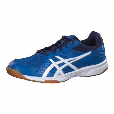Asics Herren Volleyballschuhe Upcourt 3 1071A019-400 49 Race Blue/White | 49