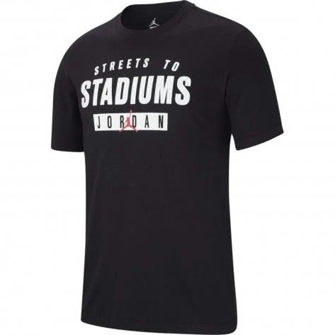 Jordan Herren T-Shirt Streets to Stadiums AT0560