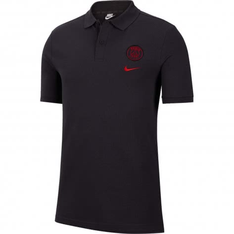 Nike Herren Paris St. Germain Poloshirt Piqué Crew AT4462