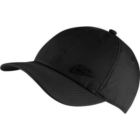 Nike Kinder Kappe Heritage86 Metal Futura AV8054-010 Black/Black | One size