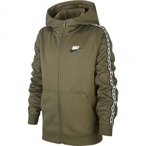 Nike Jungen Sweatjacke Repeat fz Poly Hood AV8387