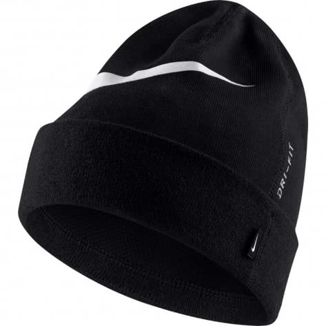 Nike Unisex Mütze GFA Team Beanie AV9751 Black White Größe One size