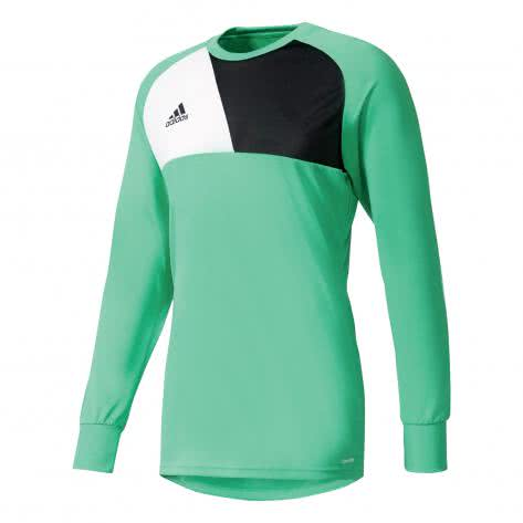 adidas Kinder Torwarttrikot Assita 17 energy green s17 Größe 116,128,140,152