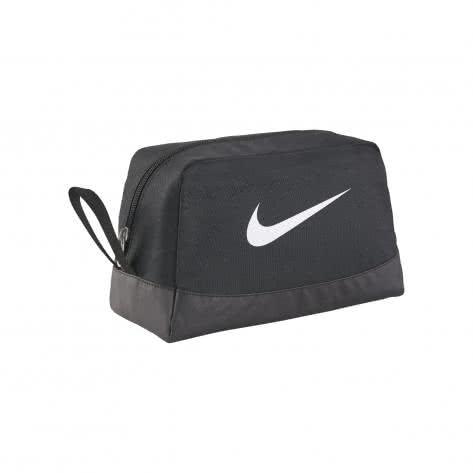 Nike Kulturbeutel Club Team Swoosh Toiletry Bag BA5198-010 Black/Black/(White) | One size