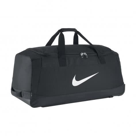 Nike Sporttasche Club Team Swoosh Roller Bag 3.0 BA5199-010 Black/Black/(White) | One size