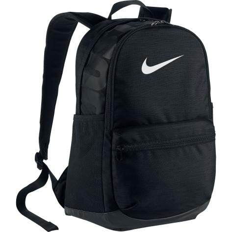 Nike Rucksack Brasilia Training Backpack BA5329-010 Black/Black/White   One size
