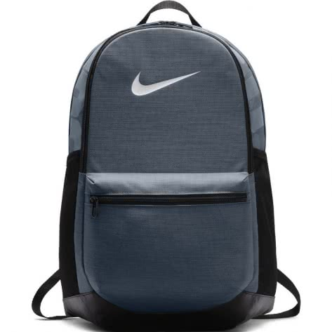 Nike Rucksack Brasilia Training Backpack BA5329-064 Flint Grey/Black/White | One size