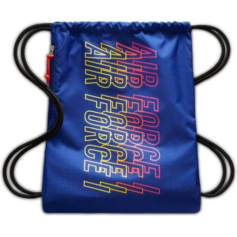 Nike Turnbeutel Heritage Gymsack 2 - GFX BA5431-455 Deep Royal Blue/Dynamic Yellow | One size