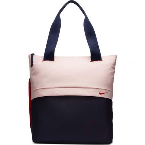 Nike Damen Sporttasche Radiate Tote BA5527-682 Echo Pink/Blackened Blue/University Red | One size