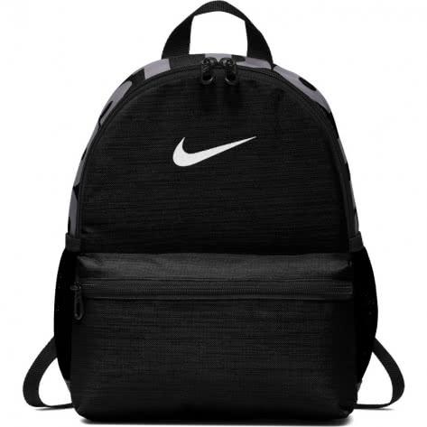 Nike Kinder Rucksack Brasilia JDI Mini Backpack BA5559-010 Black/Black/White | One size