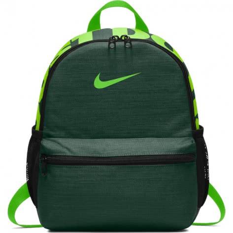 Nike Kinder Rucksack Brasilia JDI Mini Backpack BA5559-323 Fir/Lime Blast/Lime Blast | One size