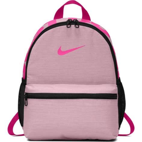 Nike Kinder Rucksack Brasilia JDI Mini Backpack BA5559-663 Pink Foam/Laser Fuchsia/Laser Fuchsia | One size