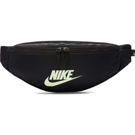 Nike Bauchtasche Heritage Hip Pack BA5750-015 Black/Black/Barely Volt | One size