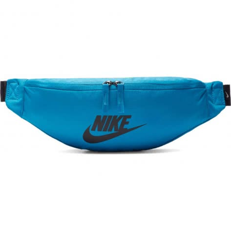 Nike Bauchtasche Heritage Hip Pack BA5750-410 Blue Stardust/Oil Grey/Oil Grey | One size