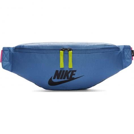 Nike Bauchtasche Heritage Hip Pack BA5750-420 Indigo Storm/Indigo Fog/Black | One size