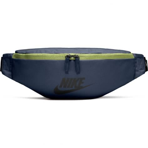 Nike Bauchtasche Heritage Hip Pack BA5750-427 Monsoon Blue/Black/Black | One size